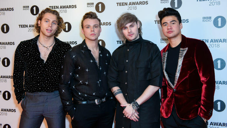 5 Seconds Of Summer Drop Surprise Live Alwith Julia Michaels Collab Iheartradio