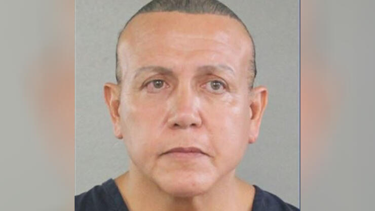 Cesar Sayoc Jr. arrested by authorities in connection with pipe bomb case