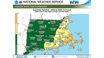 Storm Center - Outages, Coastal Flooding Possible As Nor'easter Hits Saturday Morning