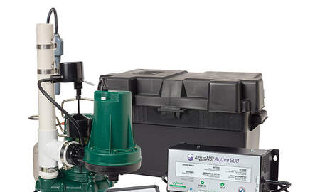 At Home with Gary Sullivan - Learn about sump pumps