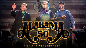 None - Alabama 50th Anniversary Tour