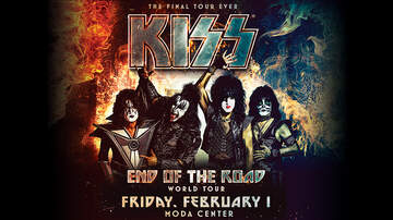 None - KISS - Feb 1, 2019 @ The Moda Center