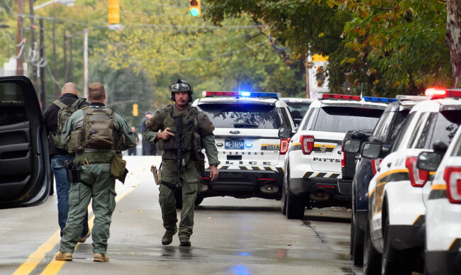 Synagogue attack in Pittsburgh