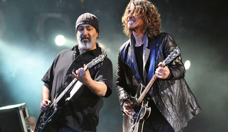 Kim Thayil Returns to Detroit For the First Time Since Chris Cornell Died