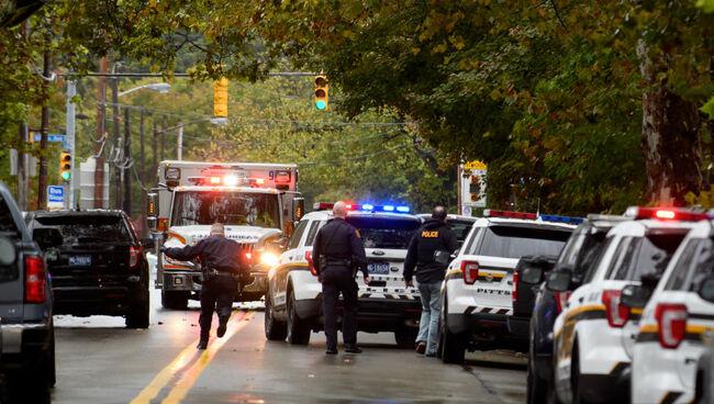 Pittsburgh shootings