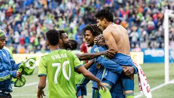 Seattle Sounders - Sounders Capture #2 Seed with Comeback Win