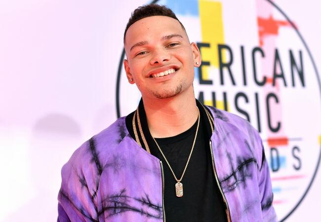 2018 American Music Awards - Red Carpet Kane Brown