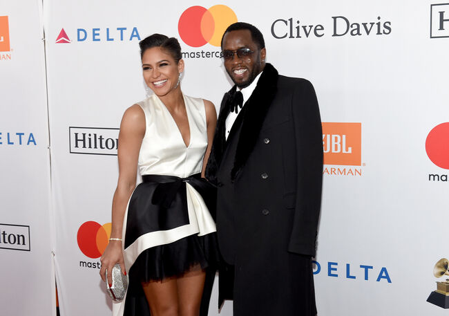 diddy and Cassie (Getty)