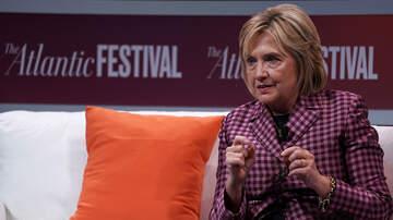 Dan Conry - Hillary Clinton leaves door open for 2020 run