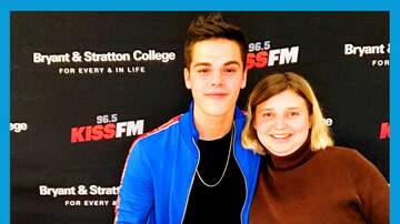 Photos - KISS FM After School Special with AJ Mitchell October 26th