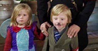 The News Junkie - Dad Apologizes For Nazi Halloween Costume