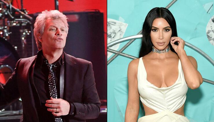 Jon Bon Jovi Blasts the Kardashians