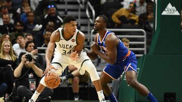 Bucks - Giannis Antetokounmpo out tonight against Toronto