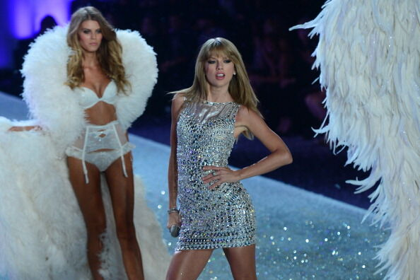 Taylor Swift costume for Sarah