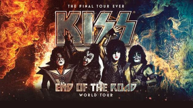 KISS End of The Road World Tour Viejas Arena March 7, 2019 San Diego