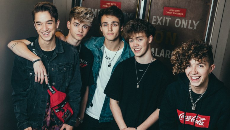 Why Don't We Brings Fans Closer To '8 Letters' At iHeartRadio Theater Show