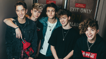 iHeartRadio Live - Why Don't We Brings Fans Closer To '8 Letters' At iHeartRadio Theater Show
