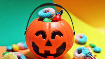 A.D. Berry - HALLOWEEN: Yes, kids. Mom & Dad are eating your CANDY!