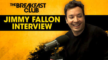 The Breakfast Club - Jimmy Fallon Discusses Fatherhood, Politics, Cultural Appropriation + More