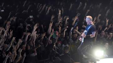 None - Metallica Blew The Roof Off The Times Union Center