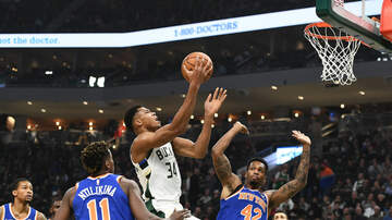 Bucks - Giannis Antetokounmpo named Eastern Conference Player of the Week
