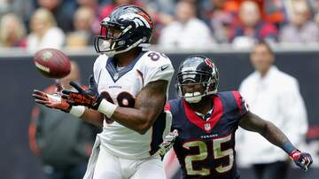 Koch and Kalu - Report: Texans Trade for Broncos WR Demaryius Thomas
