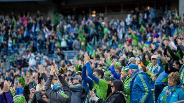Photos - Sounders vs Earthquakes at CenturyLink Field