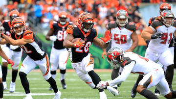 James Rapien - Lapham on Hue and a film review of the Bengals' win over Tampa Bay