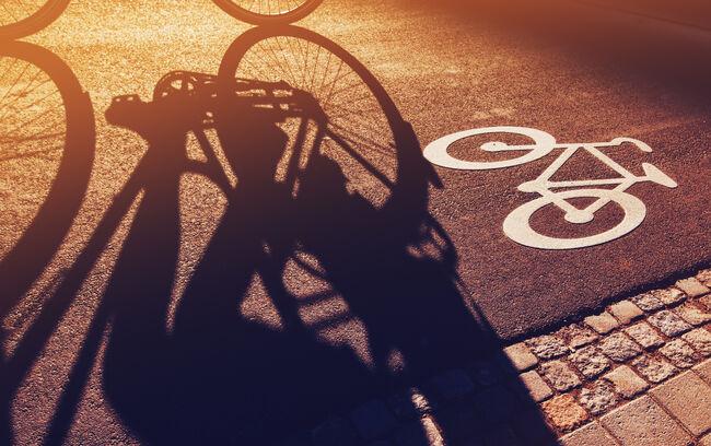 Bike Lane Getty RF