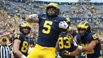 Dr Darrius - Michigan Football Ranked #5 in First College Playoff Poll