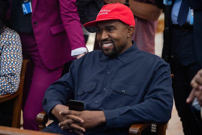 Kanye West (Getty)