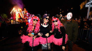 Going Viral - Join us at the 45th Annual Village Halloween Parade!
