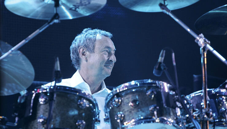 Pink Floyd Drummer Nick Mason to Tour North American in 2019