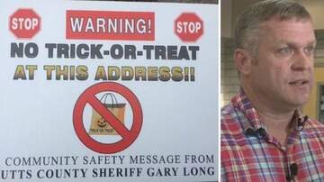 Klinger - Georgia Sheriff Posts No Trick Or Treat Signs In Sex Offenders Yards