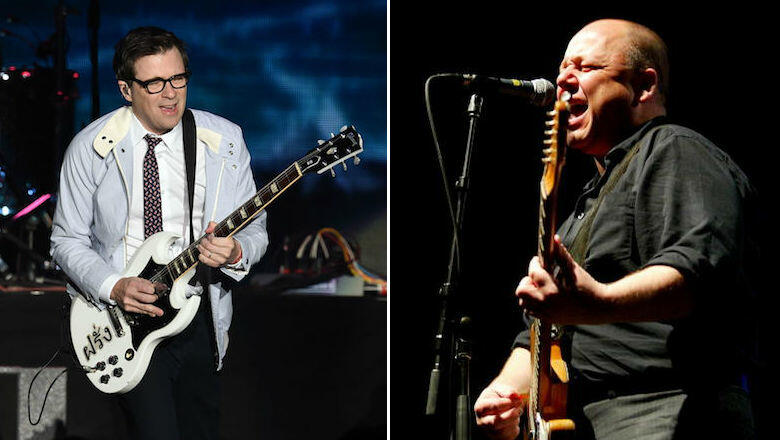 Weezer Is Hitting the Road With the Pixies Next Spring