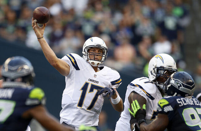 San Diego Chargers v Seattle Seahawks