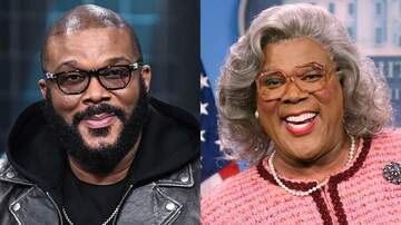 Papa Keith - Tyler Perry Says Madea Dies in 2019