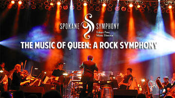 None - Spokane Symphony presents the Music of Queen