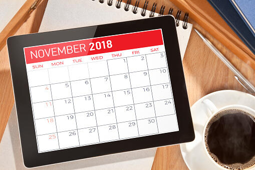 All the Holidays You Can Celebrate in November!