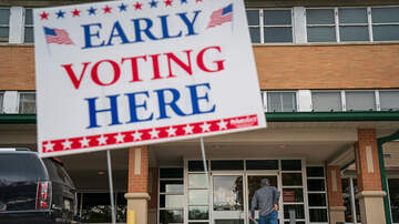 image for Early Voting Turnout Solid in Harris County