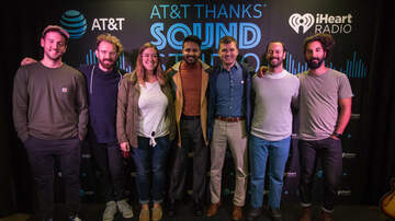 Photos: Meet and Greets - Young The Giant Meet & Greet in the AT&T THANKS Sound Studio