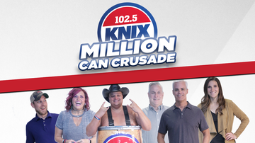 Million Can Crusade - Start Your Own Canned Food Drive Today & Download The Poster!