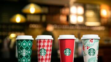 Jacq - Starbucks Festive Cups are arriving...tomorrow
