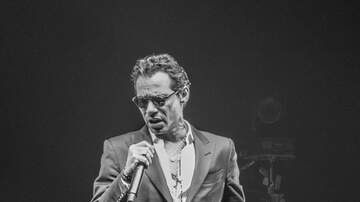 Rock Show Pix - Marc Anthony at Mohegan Sun