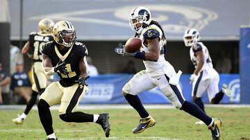 Chris Gordy - Fox Sports Radio's Dan Beyer Previews Saints-Rams