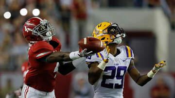 Chris Gordy - Sporting News' Bill Bender Talks LSU-Alabama