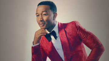iHeartRadio Live - Have Yourself 'A Legendary Christmas' With John Legend's NYC Show