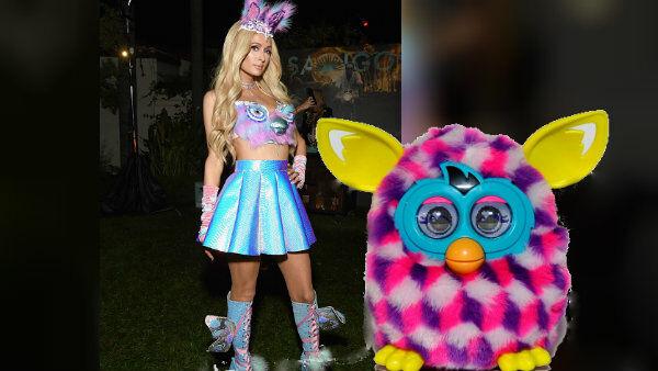Paris Hilton Furby