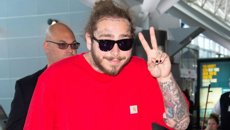07bd2d812 Post Malone Is Now Designing Crocs   It Actually Makes Total Sense