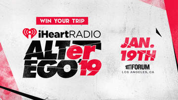 Contest Rules - Listen to win a VIP trip to our iHeartRadio ALTer EGO!